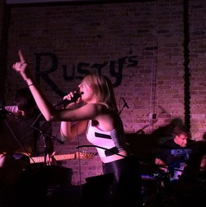 Queen Caveat @ Rusty's (sxsw)